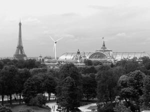 Grand Palais and Tour Eiffel g e - copie jour large